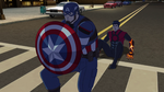 Captain America AUR 40