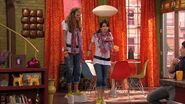 Wizards of Waverly Place - 3x01 - Franken Girl - Alex and Franken Girl