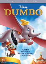 Dumbo 70th Anniversary DVD