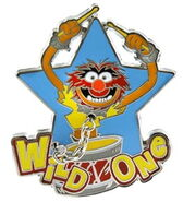 Muppets Animal-WildOne-pin-OE-2014