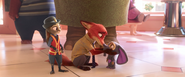 Zootopia Nick and son