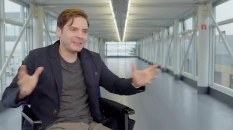 "Captain America Civil War Behind-The-Scenes ""Baron Zemo"" Interview - Daniel Bruhl"