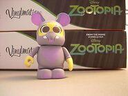 Zootopia Vinylmation chaser Finnick