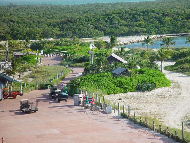 File:Castaway Cay dock.jpg