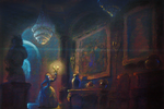 Beauty and the beast visual development 6