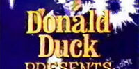 Donald Duck Presents