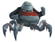 Monsters, Inc. Henry J. Waternoose III