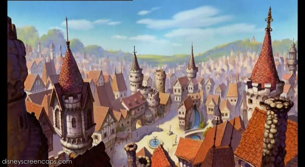 Image result for Disney Cinderella village
