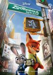 Czech Zootopia Poster
