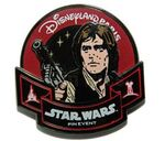 DLP - Star Wars Pin Event - Han Solo