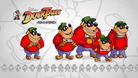 DuckTales Remastered -Beagle Boys