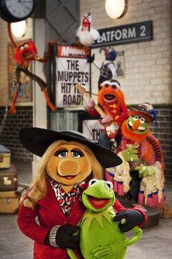 Muppets again kerandpiggy