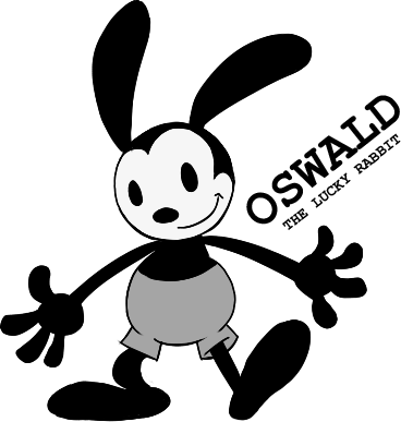 File:Oswald the Lucky Rabbit by pokesonic.png