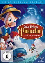 Pinocchio de dvd 2009