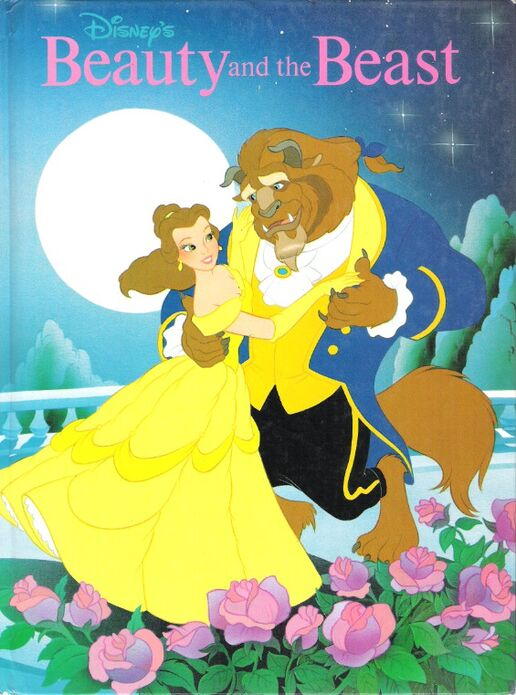 beauty and the beast classic storybook disney wiki