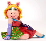 Britto miss piggy 1