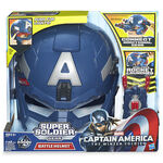 Captain America Battle Helmet in Box