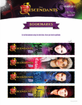 Descendants Themed Activities 2