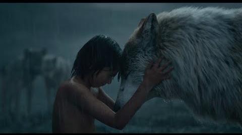 """Disney's The Jungle Book clip """"Mowgli Leaves the Pack"""""""