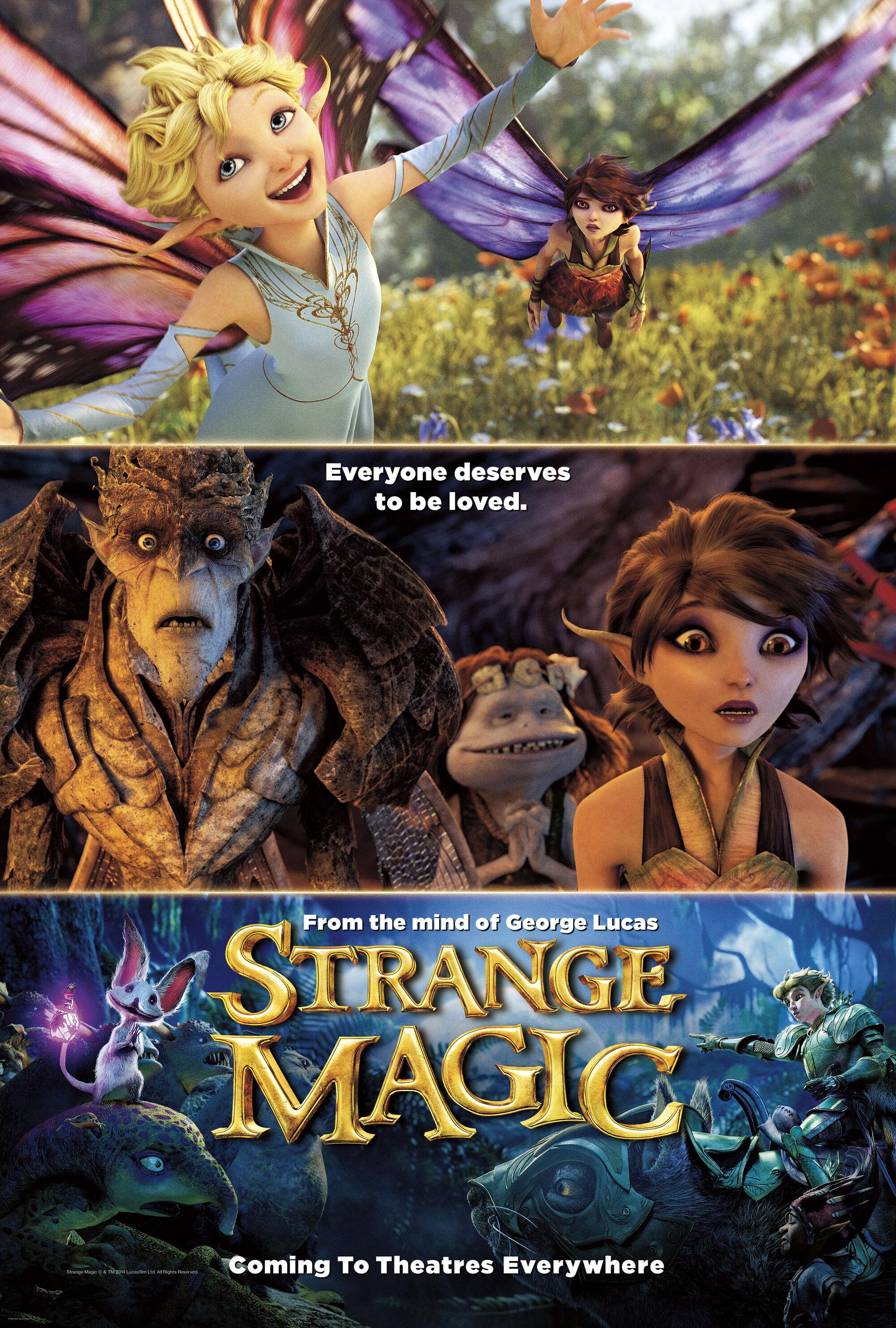Strange magic film disney wiki fandom powered by wikia