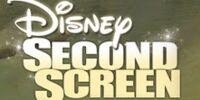 Disney Second Screen