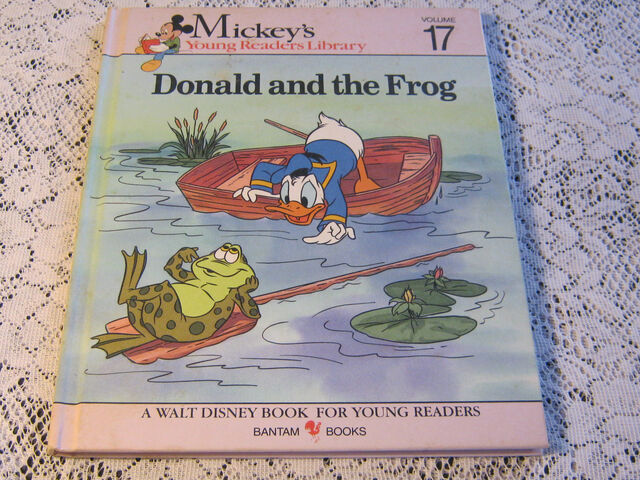 File:Donald and the Frog.jpg