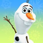 Frozen-Olaf-Icon