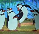 Los Pingüinos Camareros