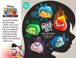 Inside Out Tsum Tsum Tuesday