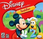Mickey mouse toddler