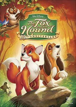 TheFoxAndTheHound 25thAnniversary DVD