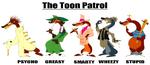 The Toon Patrol