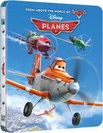 Planes Steelbook
