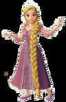 Rapunzel 3D image