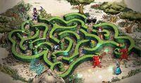 Alice in wonderland maze shanghai 05