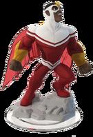 DI2.0 Falcon Figurine
