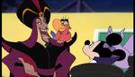 Jafar&Iago-House of Villains13