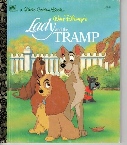 File:Lady and the Tramp Little Golden Book.jpg