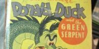 Donald Duck and the Green Serpent