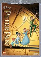 Peter Pan Diamond Edition DVD Case