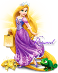 Rapunzel extreme princess photo