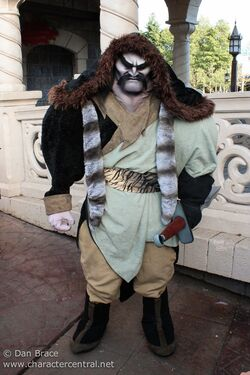 Shan Yu Disney Parks Flickr