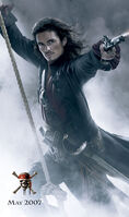 Will Turner Poster 2007