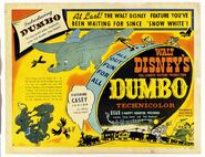 Dumbo Theatrical Poster Variant