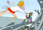 Phineas and Ferb Concept Art 6