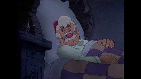 Pinocchio The Wish