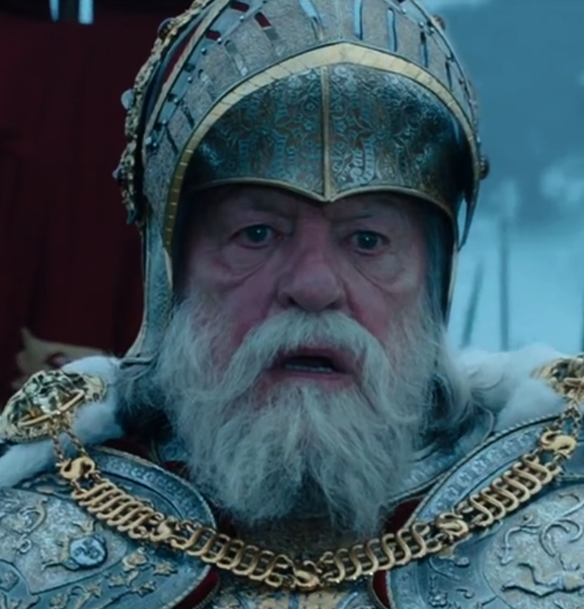 a comparison of the characters of falstaff and king henry Falstaff's dissenting perspective on honor from many of the other characters in the henriad in henry v falstaff reproved by king henry, henry.
