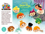 Peter Pan Tsum Tsum Tuesday -1