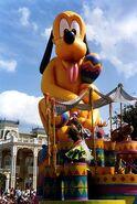 Pluto w Maracas