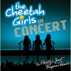 The Cheetah Girls - In Concert